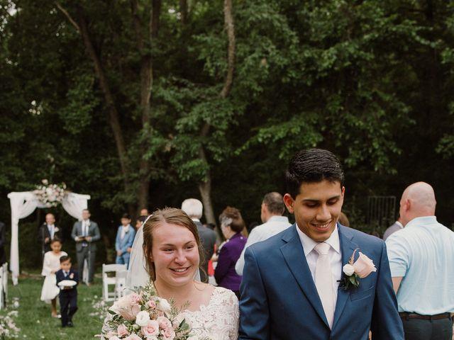 Abbi and Carlos's Wedding in Vinton, Virginia 25