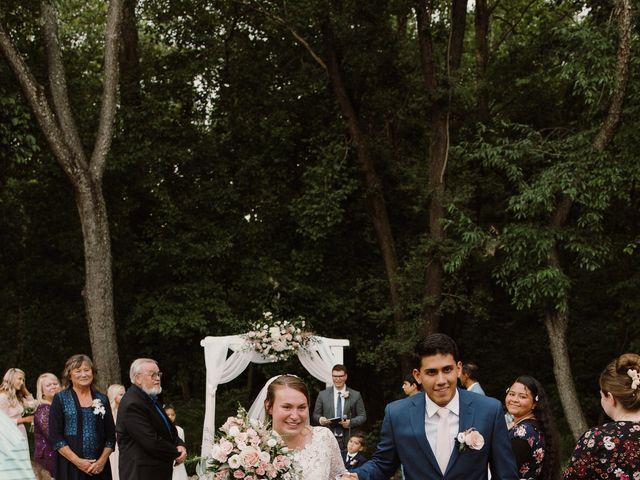 Abbi and Carlos's Wedding in Vinton, Virginia 26