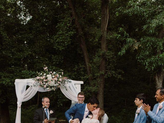 Abbi and Carlos's Wedding in Vinton, Virginia 27