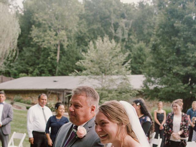 Abbi and Carlos's Wedding in Vinton, Virginia 28