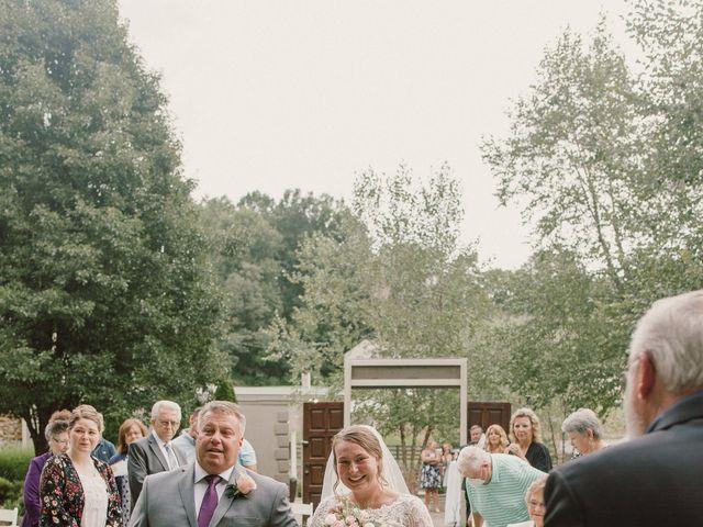 Abbi and Carlos's Wedding in Vinton, Virginia 29