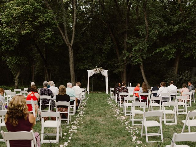 Abbi and Carlos's Wedding in Vinton, Virginia 30