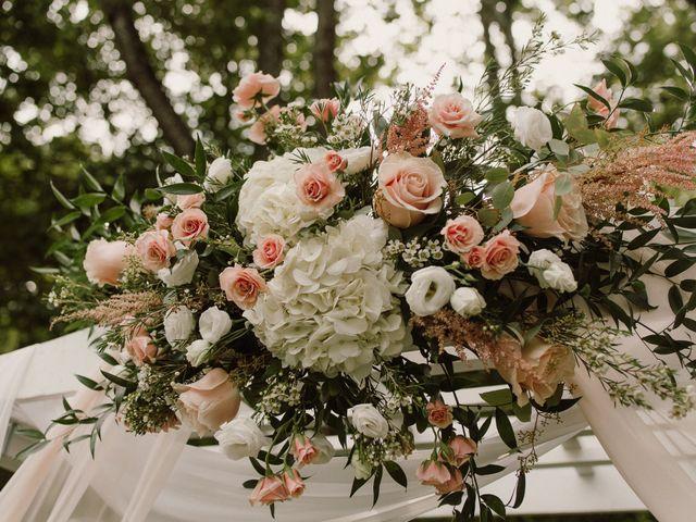 Abbi and Carlos's Wedding in Vinton, Virginia 31