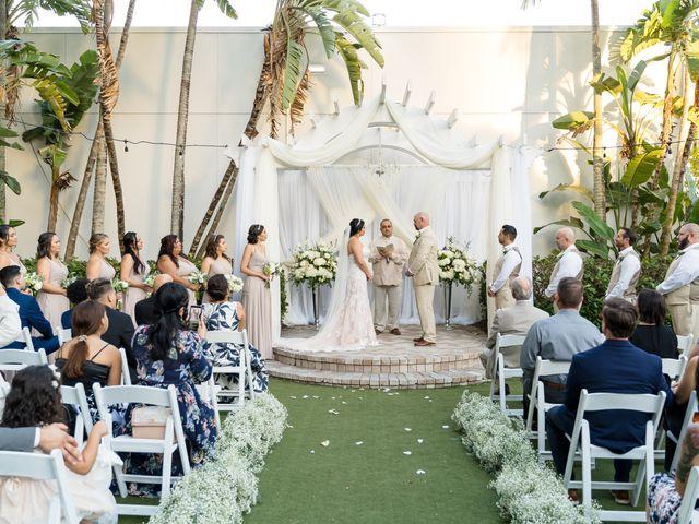Ben and Michelle's Wedding in Sarasota, Florida 9
