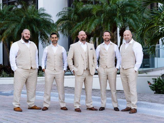 Ben and Michelle's Wedding in Sarasota, Florida 16