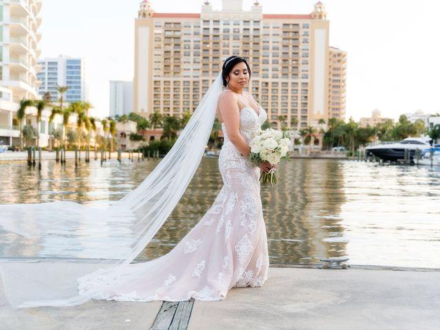 Ben and Michelle's Wedding in Sarasota, Florida 27