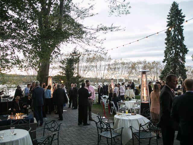 Scott and Kathleen's Wedding in Sea Cliff, New York 13