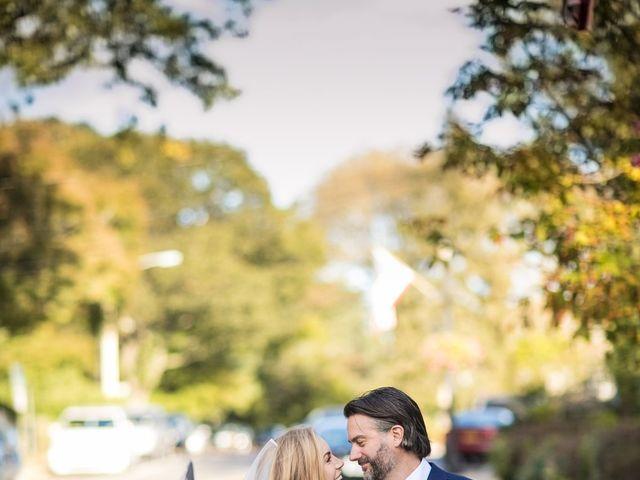 Scott and Kathleen's Wedding in Sea Cliff, New York 19