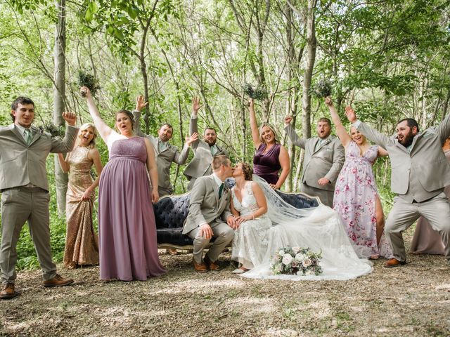 Joey and Jessica's Wedding in Mount Sterling, Ohio 2