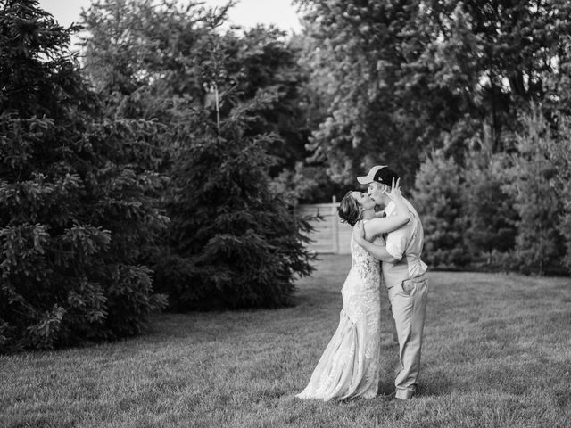 Joey and Jessica's Wedding in Mount Sterling, Ohio 4