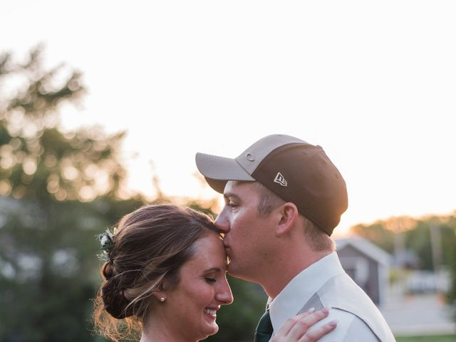Joey and Jessica's Wedding in Mount Sterling, Ohio 5