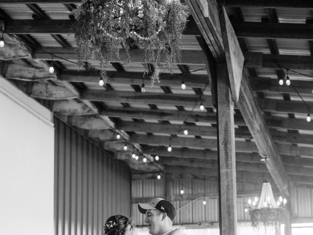 Joey and Jessica's Wedding in Mount Sterling, Ohio 10