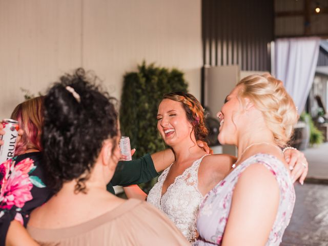 Joey and Jessica's Wedding in Mount Sterling, Ohio 13