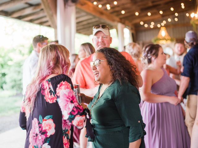Joey and Jessica's Wedding in Mount Sterling, Ohio 15