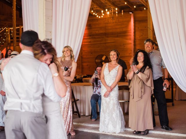 Joey and Jessica's Wedding in Mount Sterling, Ohio 16