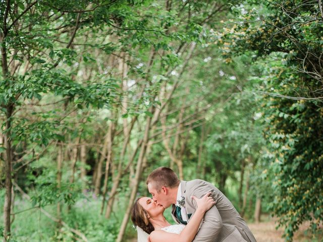 Joey and Jessica's Wedding in Mount Sterling, Ohio 27