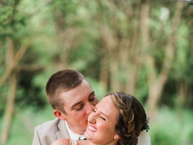 Joey and Jessica's Wedding in Mount Sterling, Ohio 29