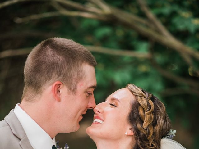 Joey and Jessica's Wedding in Mount Sterling, Ohio 32