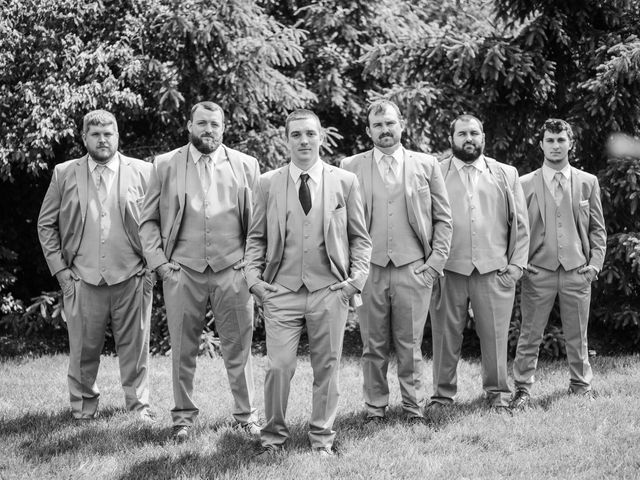 Joey and Jessica's Wedding in Mount Sterling, Ohio 34
