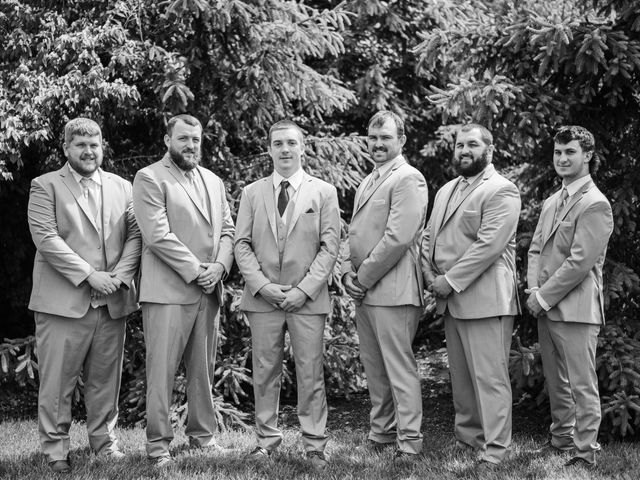 Joey and Jessica's Wedding in Mount Sterling, Ohio 35