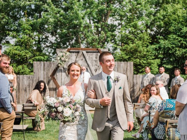 Joey and Jessica's Wedding in Mount Sterling, Ohio 43
