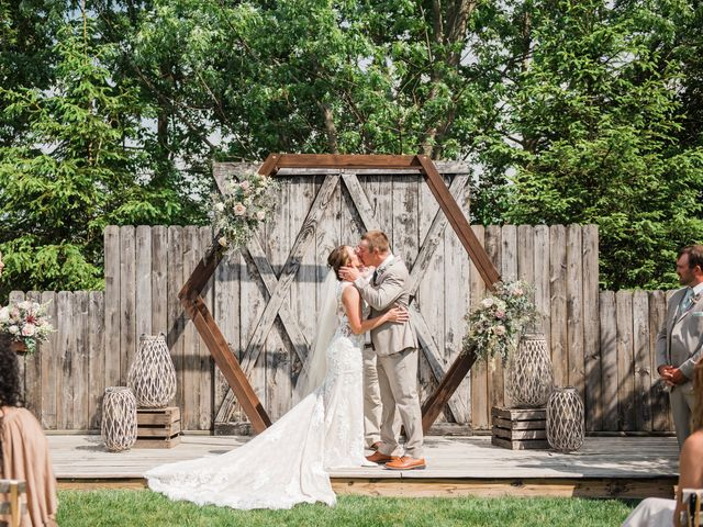 Joey and Jessica's Wedding in Mount Sterling, Ohio 44