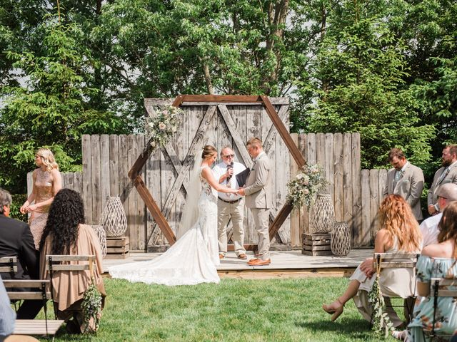 Joey and Jessica's Wedding in Mount Sterling, Ohio 46
