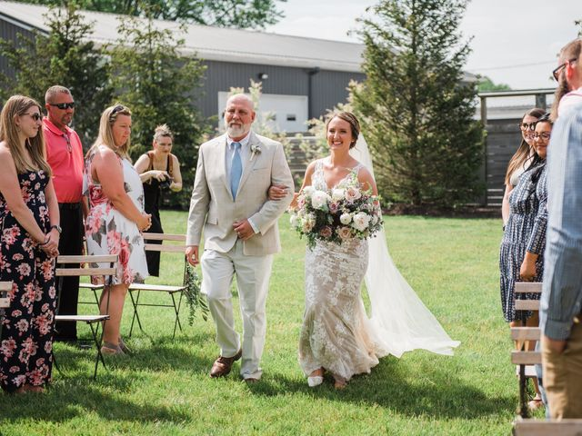 Joey and Jessica's Wedding in Mount Sterling, Ohio 47