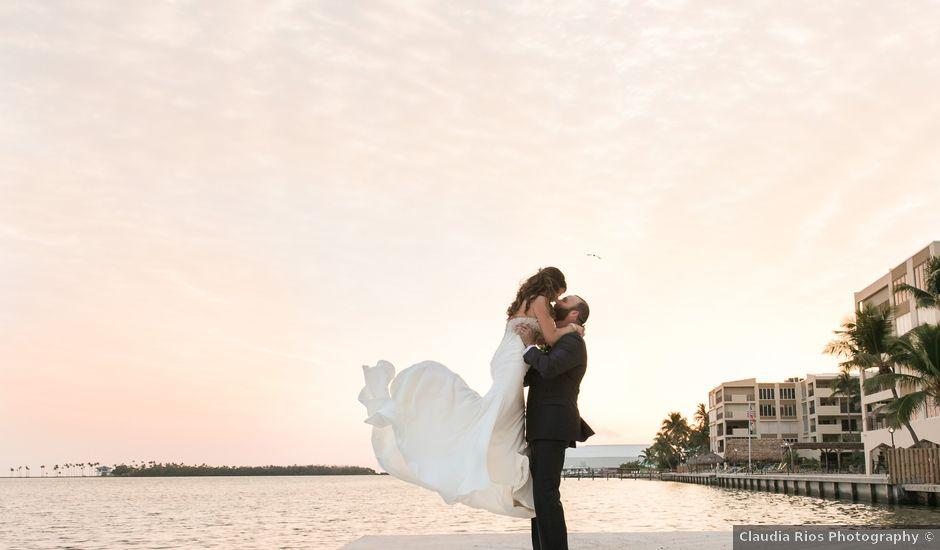 Dustin and Lauren's Wedding in Islamorada, Florida