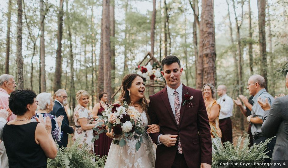Frank and Ashley's Wedding in Whitsett, North Carolina