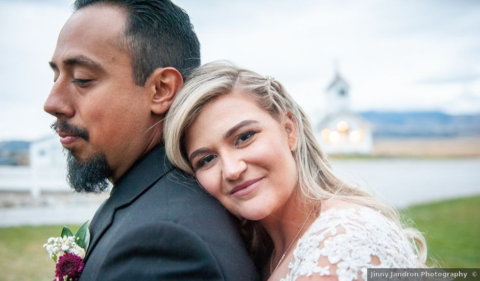 Jose and Chelsea's Wedding in Townsend, Montana