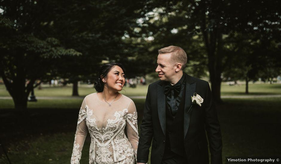 Dan and Eileen's Wedding in Boston, Massachusetts