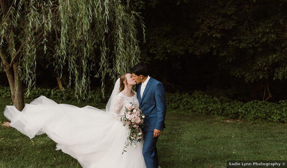 Abbi and Carlos's Wedding in Vinton, Virginia