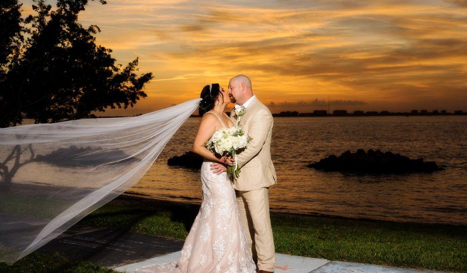 Ben and Michelle's Wedding in Sarasota, Florida