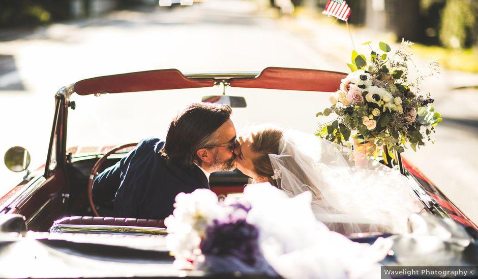 Scott and Kathleen's Wedding in Sea Cliff, New York