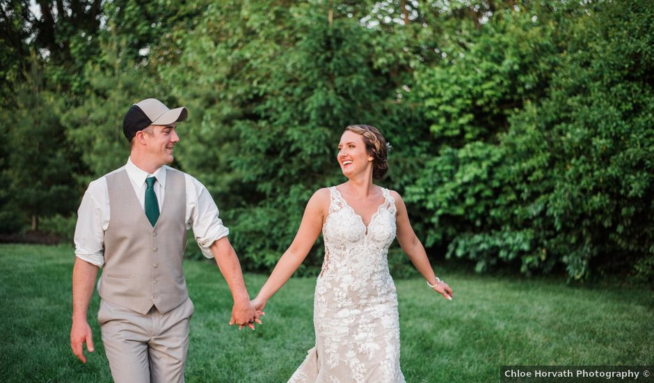 Joey and Jessica's Wedding in Mount Sterling, Ohio