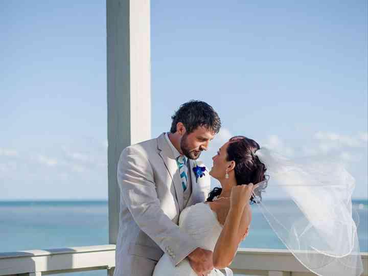 The wedding of Clayton and Kari