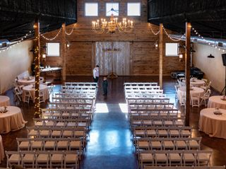 The wedding of Natalie and Zach 1