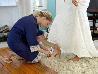David and Elaine's Wedding in Gasport, New York 3
