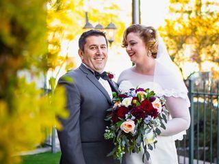 The wedding of Mirko and Laura