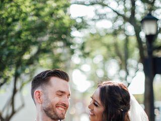 The wedding of Josh and Edlene 3