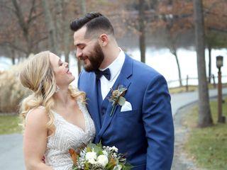 The wedding of Lauren and Matthew
