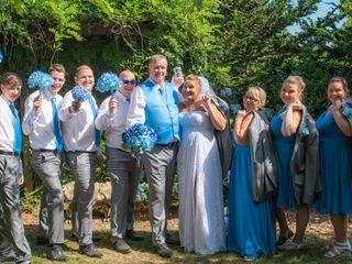 The wedding of Terri and Sean 2