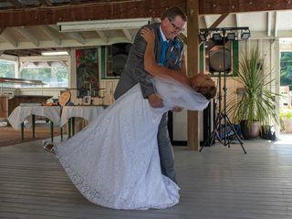 The wedding of Terri and Sean