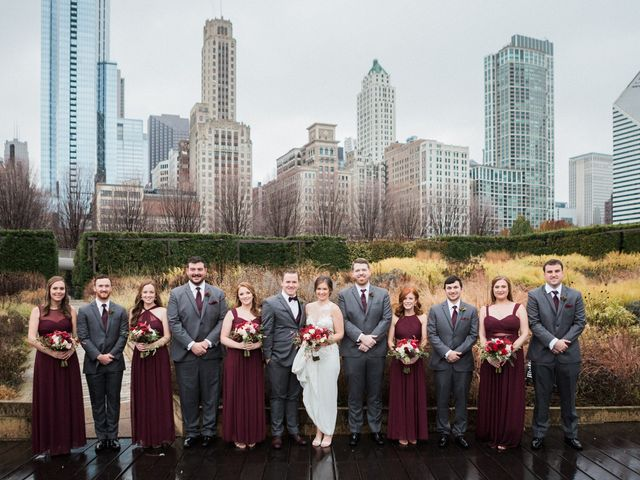 Brian and Emily's Wedding in Chicago, Illinois 2