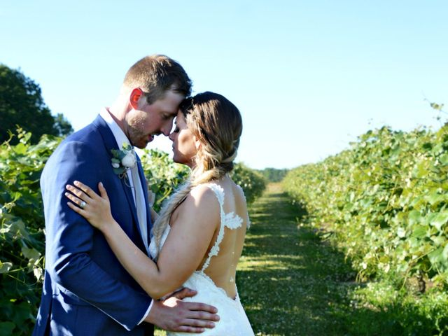 David and Elaine's Wedding in Gasport, New York 1