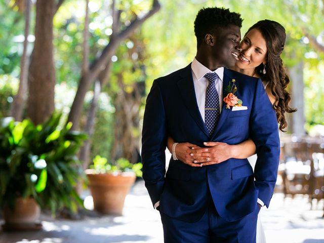 The wedding of Rachel and Francis