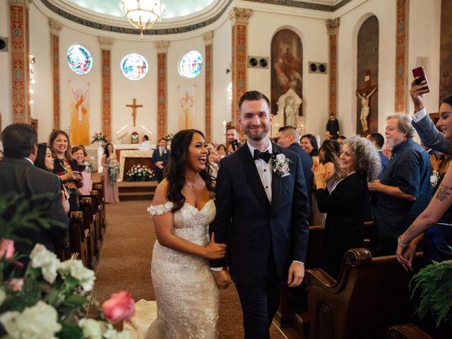 Edlene and Josh's Wedding in Hampton, Virginia 2