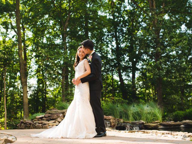 Paul and Julie's Wedding in Falls Church, Virginia 13