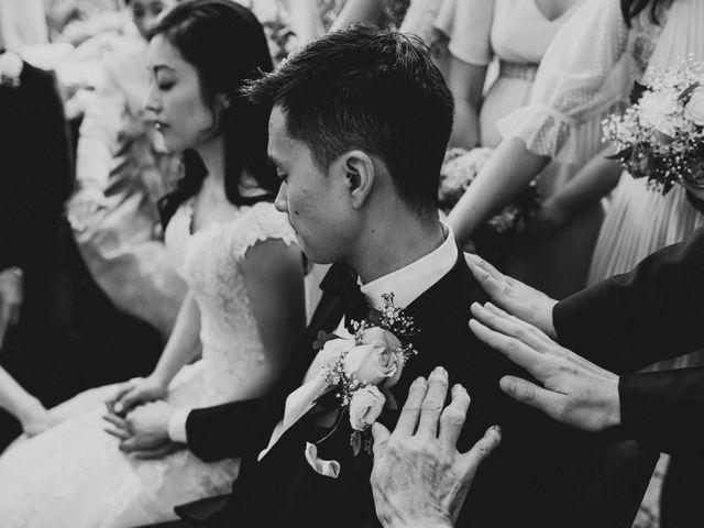 Paul and Julie's Wedding in Falls Church, Virginia 16
